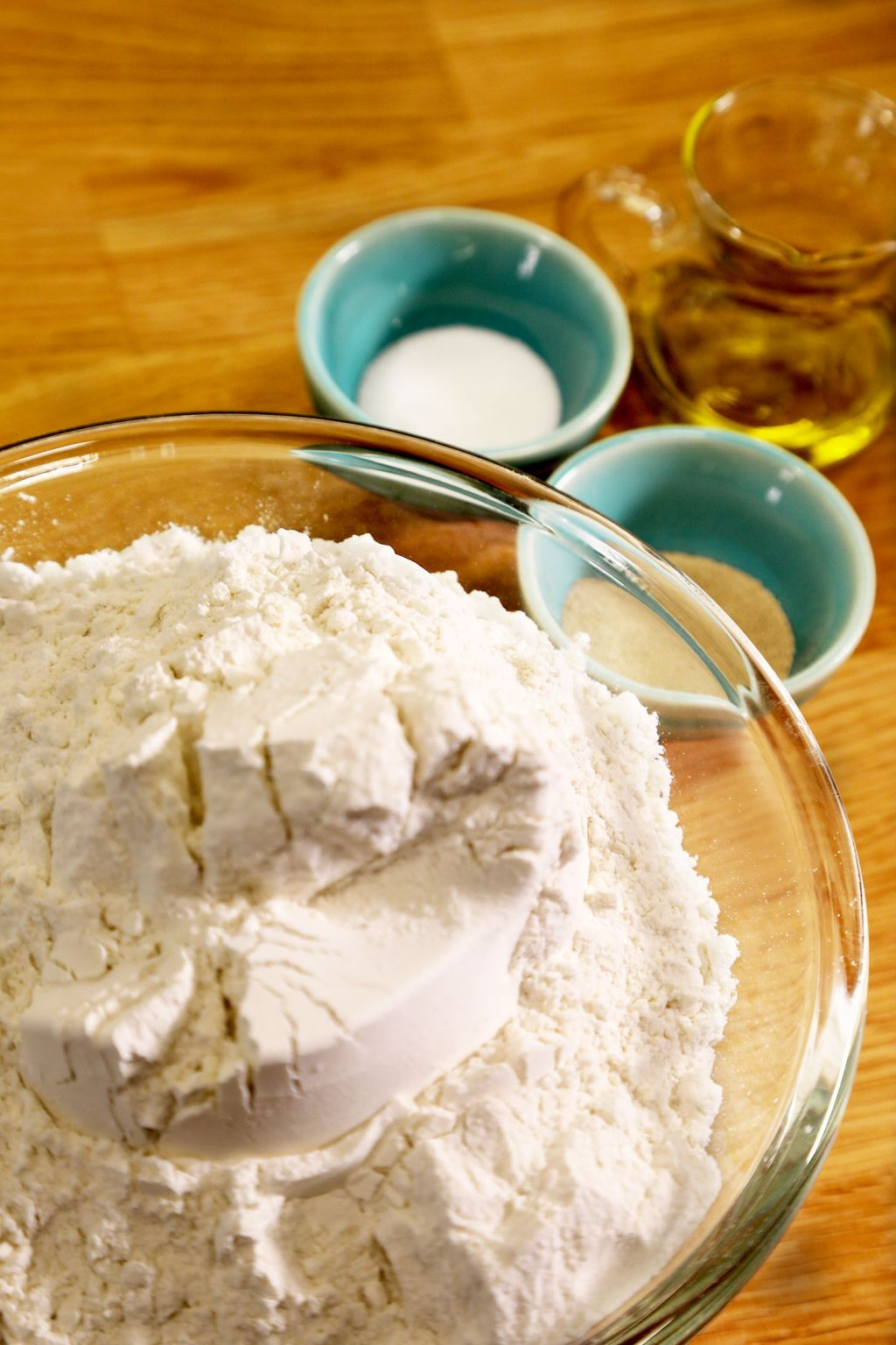 flatbread herb butter