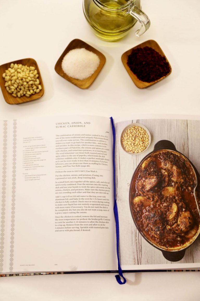 The Palestinian Table Cookbook: Review