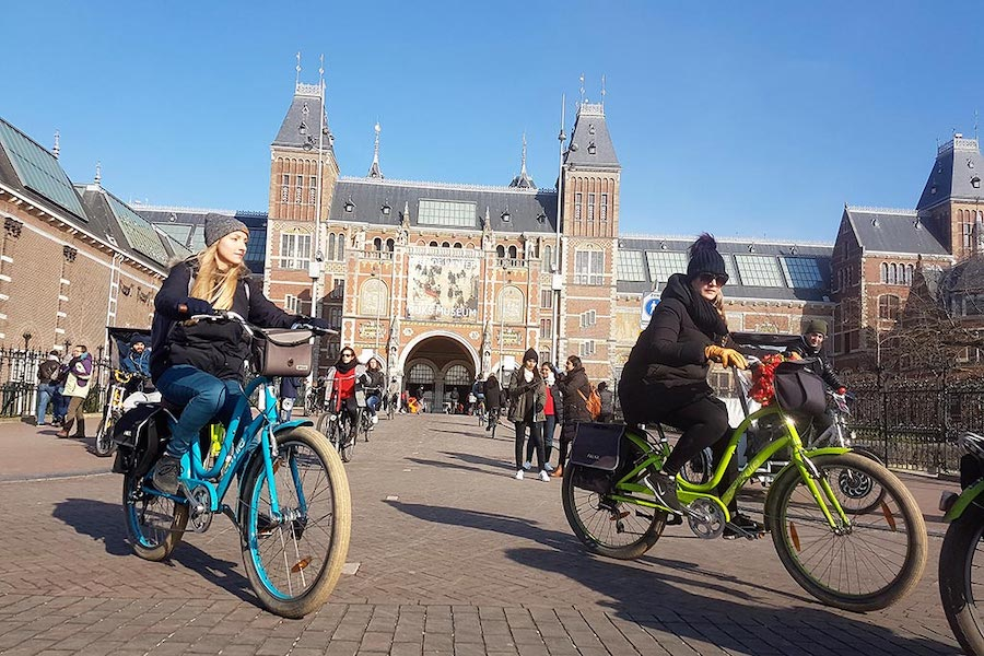 Amsterdam-City-Bike-Tour