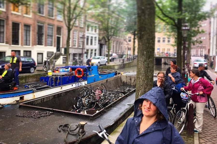 Amsterdam Culture Bike Tour