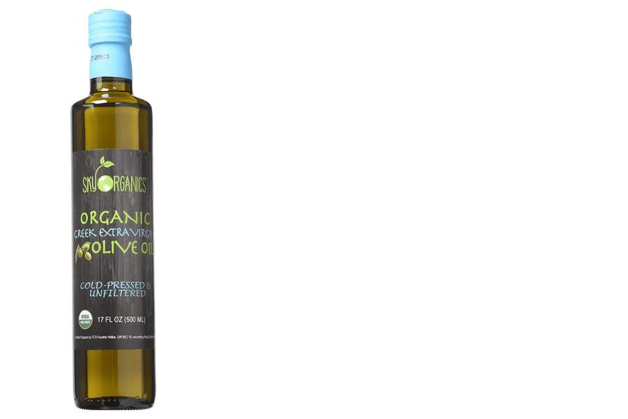 Sky Organics Greek Extra Virgin Olive Oil