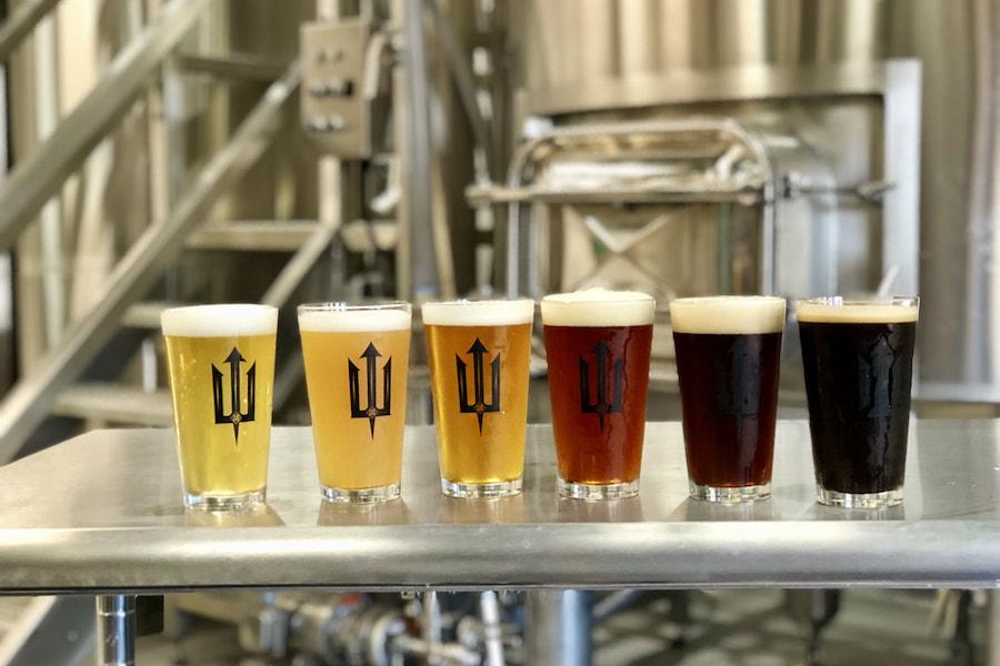 Waterman's Brewing