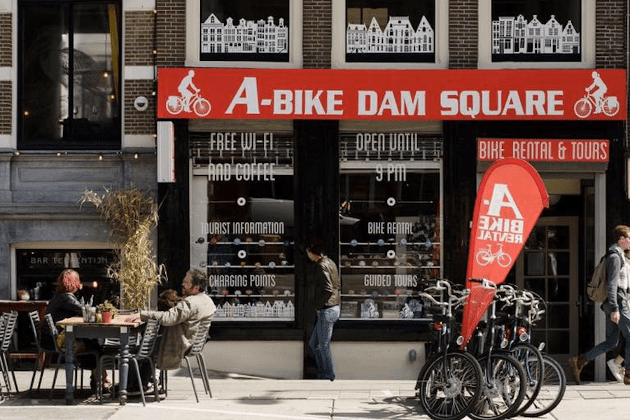 a-bike-rental-and-tours-damsquare