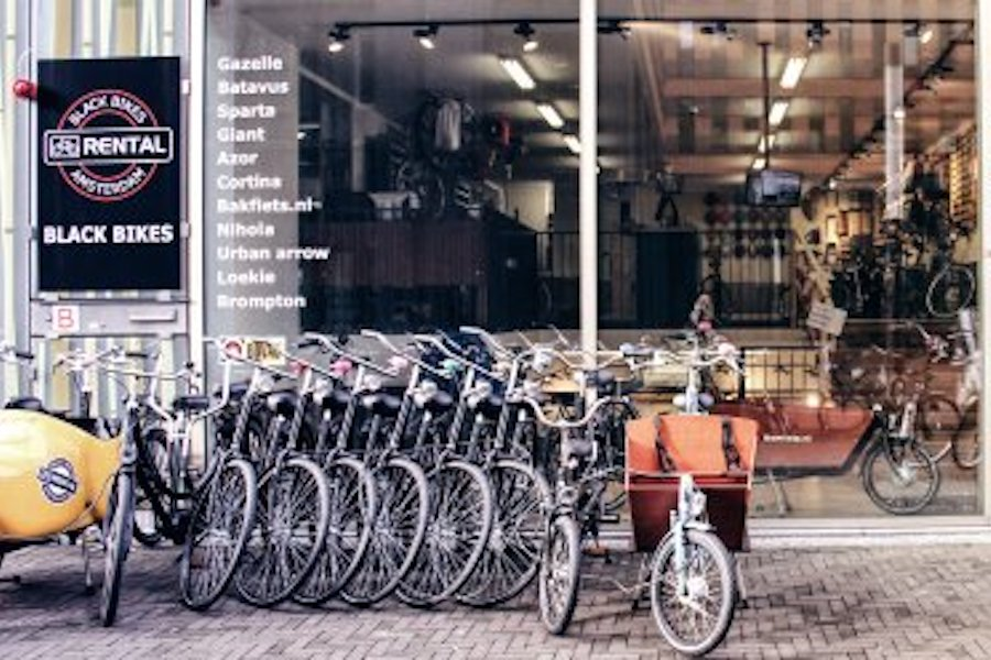 black-bikes-amsterdam-bike-rental