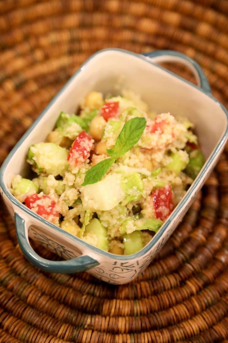 Burghul Salad