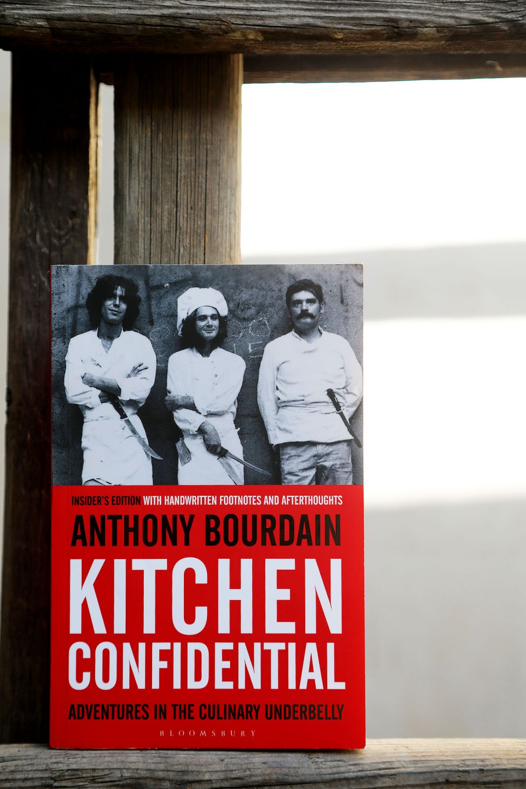 kitchen confidential review