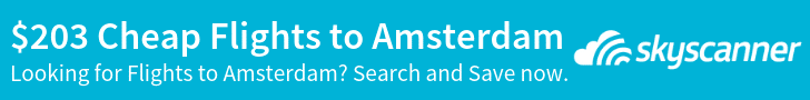skyscanner usa to amsterdam