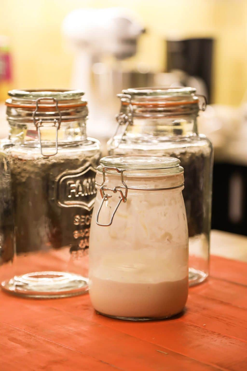 how to feed a sourdough starter 2