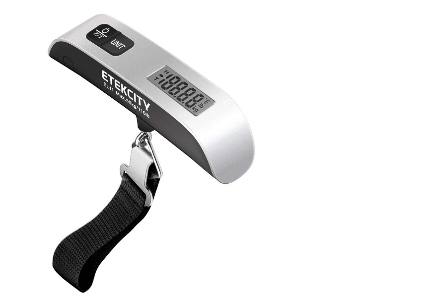 etekcity luggage scale