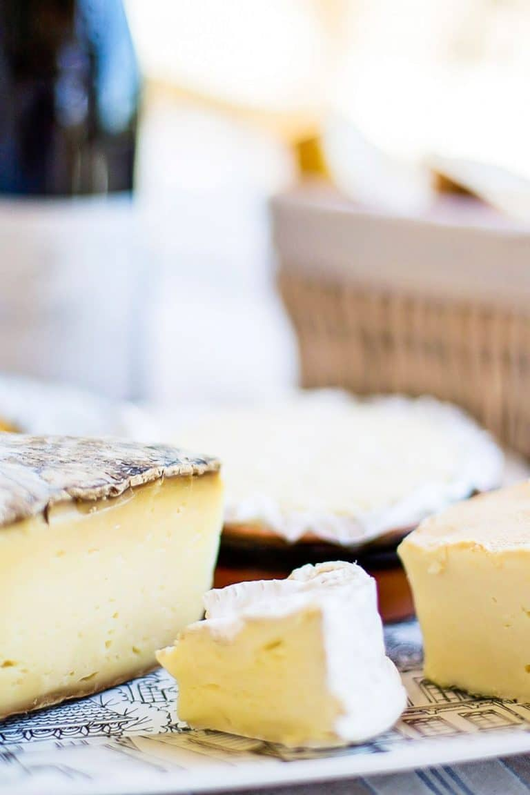Types of Cheese: An Easy Guide