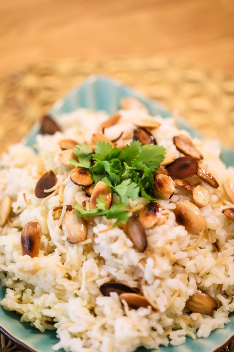 Traditional Lebanese Rice with Vermicelli
