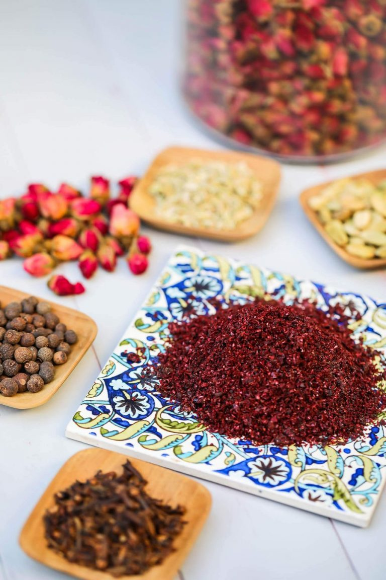 Middle Eastern Spices (Ultimate Guide)