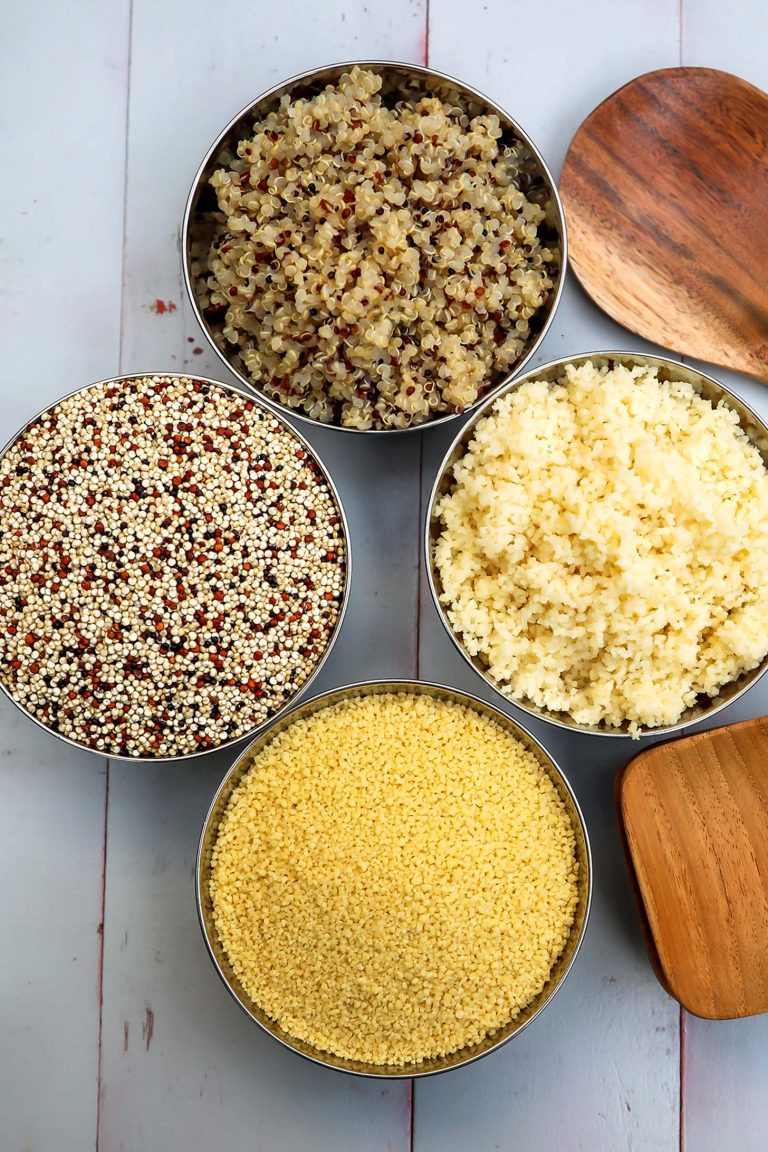 Couscous vs Quinoa: Which One is Better?