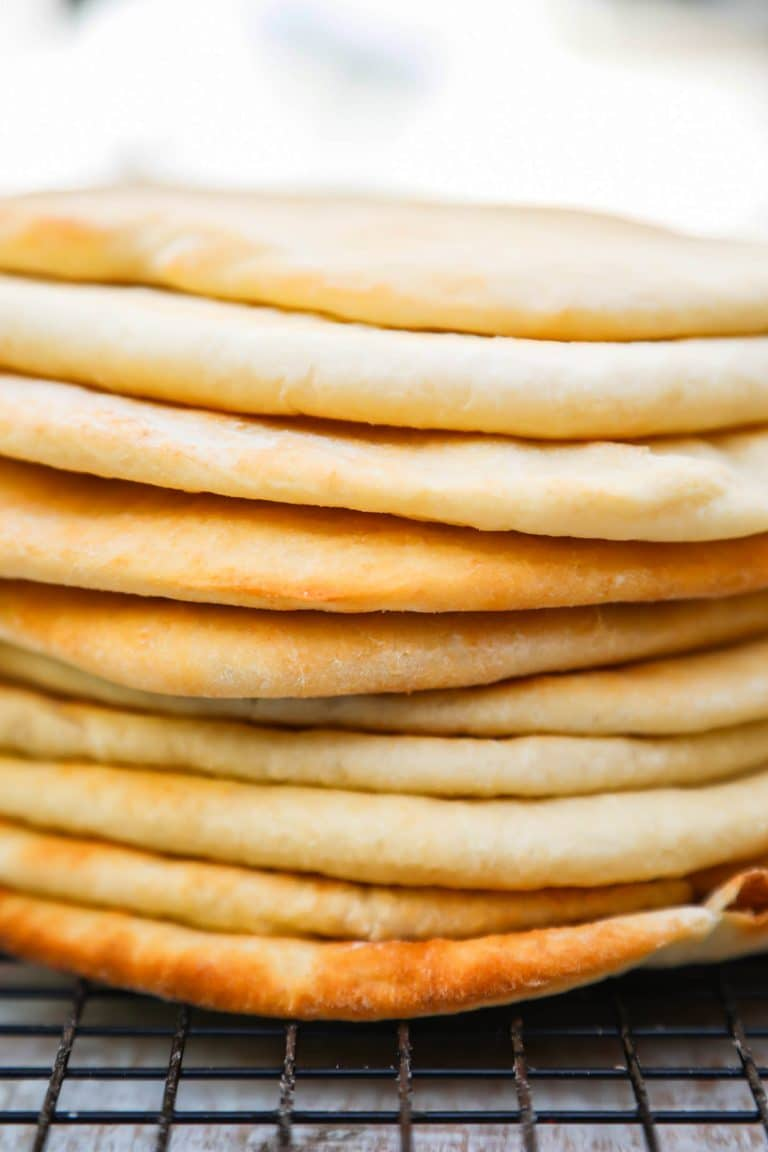 Pita Bread (Time-Honored & Tasty)