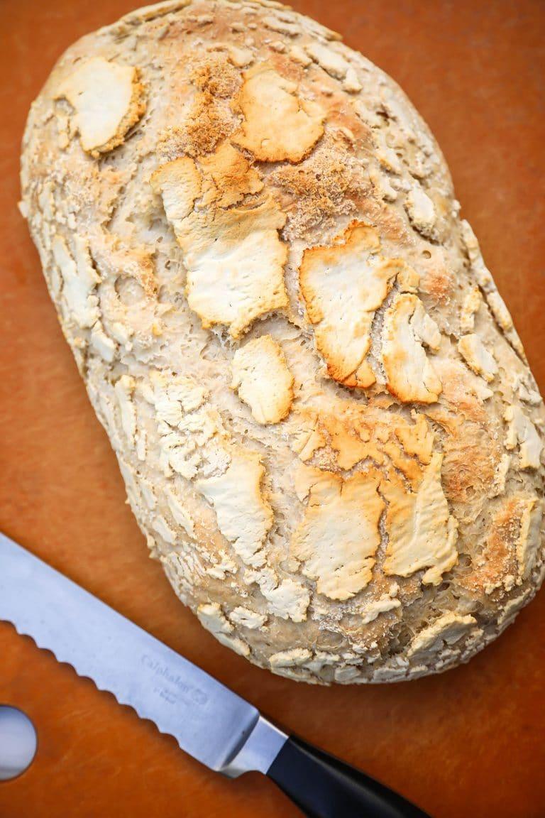 Tiger Bread (Delicious Dutch Crunch)
