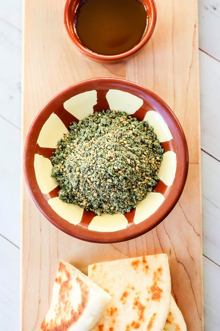 Za'atar (Herbal Spice Mix for Life)