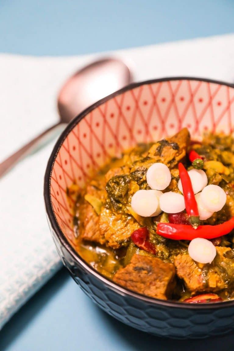 Easy Ghormeh Sabzi Recipe (Persian Stew)
